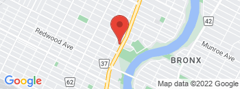 Google Map of 1250+Main+St%2CWinnipeg%2CManitoba+R2W+3S9