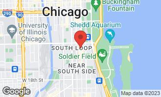 Map of 1250 South Michigan Avenue P-277 CHICAGO, IL 60605