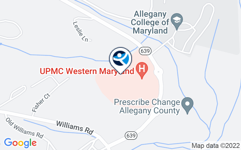 Western Maryland Health System - Behavioral Health Services Location and Directions