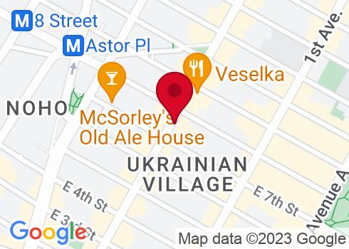 Orpheum Theatre Google Maps Location