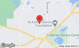 Map of 126 Brinker Road BARRINGTON HILLS, IL 60010