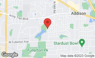 Map of 126 South La Londe Avenue 3D ADDISON, IL 60101