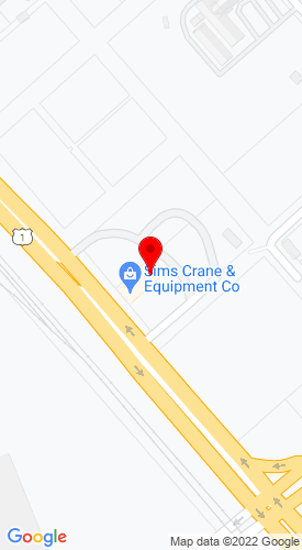 Google Map of Major Machinery & Equipment LLC 12849 Phillips Highway, Jacksonville, FL, 32256