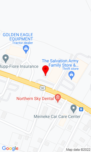 Google Map of Golden Eagle Equipment 12861 Route 30, Irwin, PA, 15642