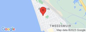 Google Map of 129+Lakeshore+Drive%2CNorth+Bay%2COntario+P1A+2A9