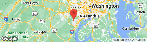 Map of 12906 LEATHERWOOD LANE WOODBRIDGE, VA 22192