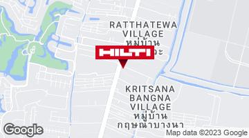 Get directions to ศูนย์บริการซ่อม ฮิลติ