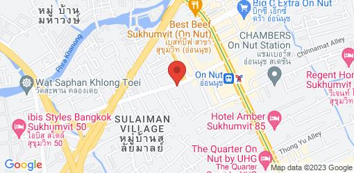 Directions to Nourish Café Bangkok