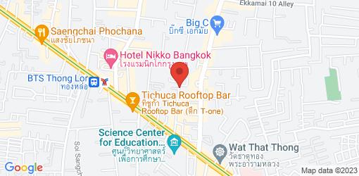 Directions to Barefood Bangkok Co.,Ltd.