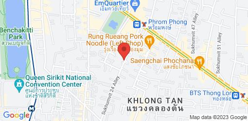 Directions to VIZZA - Vegan Pizzas & Salads Bangkok
