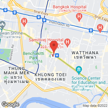 Map of Michael Kors at 693, 695 Sukhumvit Road, Bangkok, Bangkok City 10110