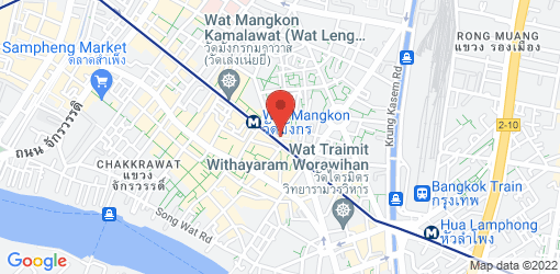 Directions to So Vegan โซวีแกน - @I'm Chinatown Mall