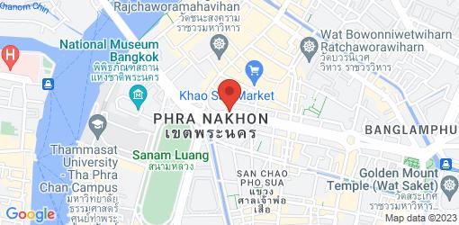 Directions to Mai Kaidee - Tanoa (Bangkok)