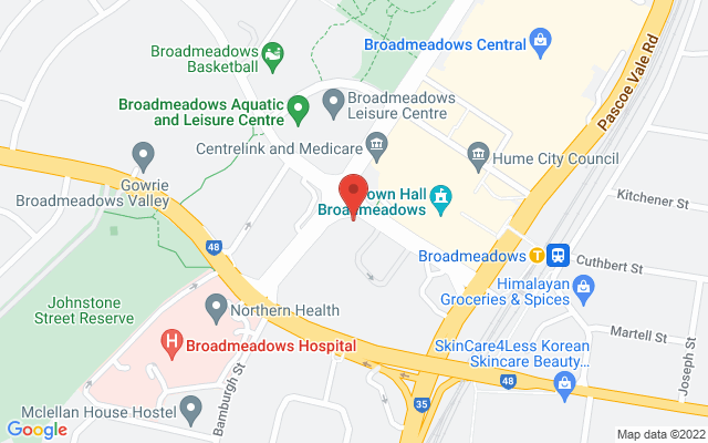 Baptcare Brookview Community Location