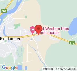 Google Map of 1300+Boul.+Paquette%2CMont-Laurier%2CQuebec+J9L+1M7