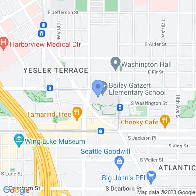 1301 E Yesler Way, Seattle, WA 98122, USA