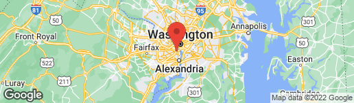 Map of 1301 ARLINGTON RIDGE ROAD S #108 ARLINGTON, VA 22202