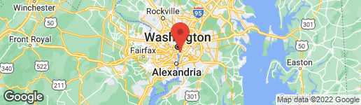 Map of 1301 DELAWARE AVENUE SW N 204 WASHINGTON, DC 20024