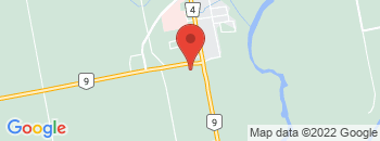Google Map of 131+Kincardine+Road%2CWalkerton%2COntario+N0G+2V0