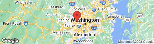 Map of 1310 Vincent Place McLean, VA 22101