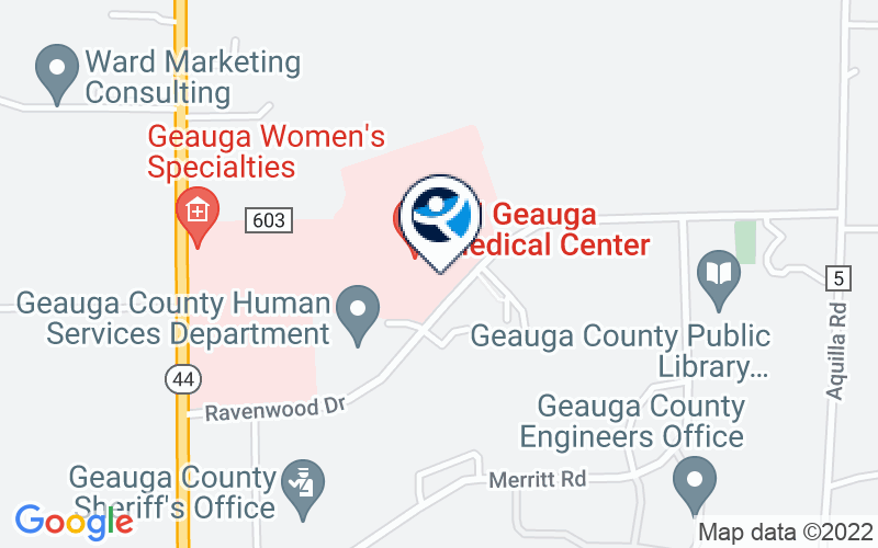 University Hospitals Geauga Medical Center - Behavioral Health Location and Directions