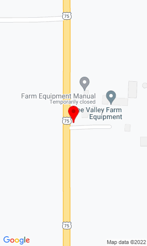 Google Map of Lee Valley Inc 1325 Hwy 75, Tekamah, NE, 68061