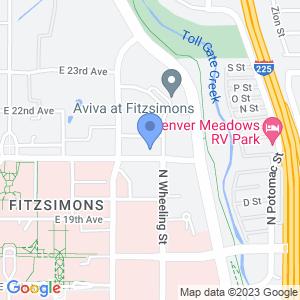 13347 E Montview Blvd, Aurora, CO 80045, USA