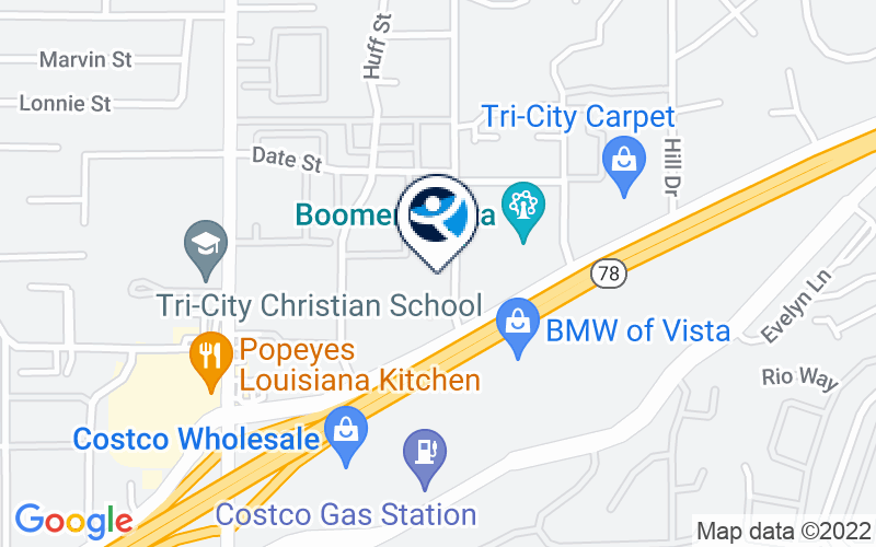 VCC - Grapevine Road Location and Directions