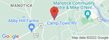 Google Map of 1346+Bankfiled+Road%2COttawa%2COntario+K4M+1A2