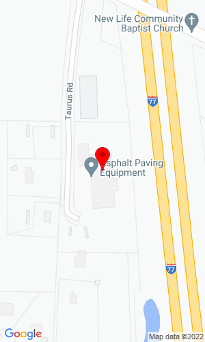 Google Map of King Machinery  135 Taurus Road, Statesville, NC, 28625