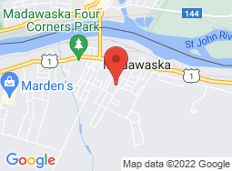 Location of Madawaska Adult & Community Education on a map