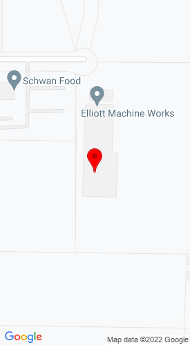Google Map of Elliott Machine Works, Inc. 1351 Freese Works Place, E., Galion, OH, 44833