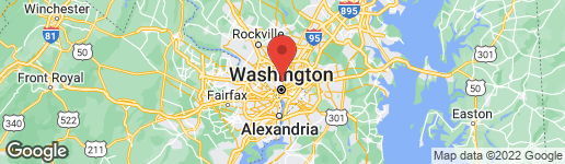 Map of 1352 QUINCY STREET NW #1 WASHINGTON, DC 20011
