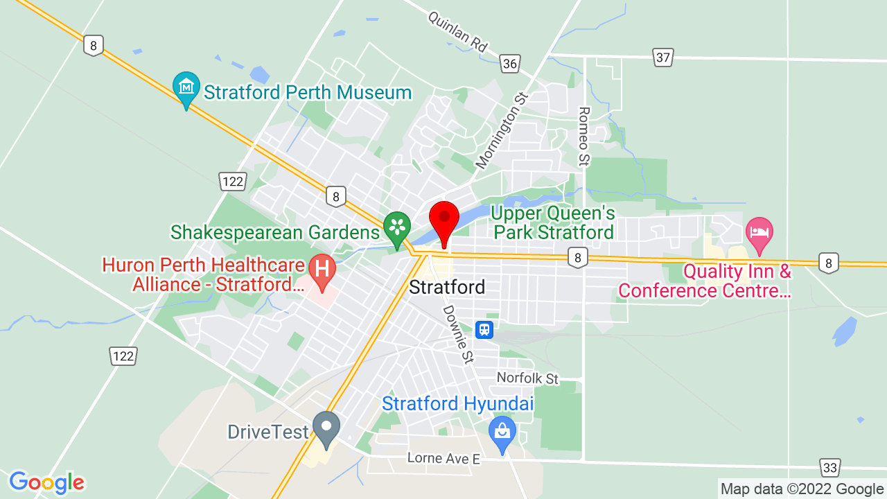 136 Ontario Street, Stratford, ON, Canada