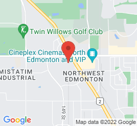 Google Map of 13634+St.+Albert+Trail%2CEdmonton%2CAlberta+T5L+4P3