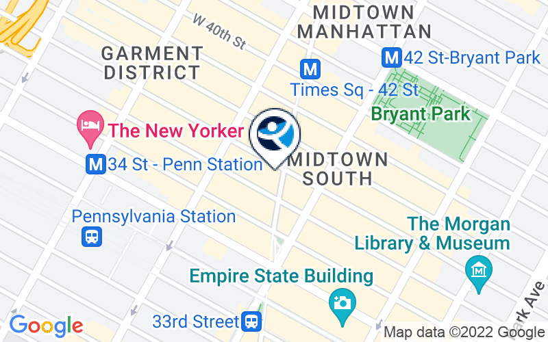TRI Center - Manhattan Location and Directions