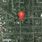 Satellite Map of 137 S Scott, Adrian, MI