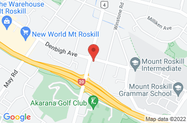 Google Map of 1381 Dominion Road, Auckland,New Zealand