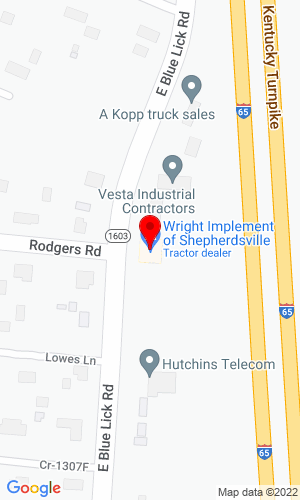 Google Map of Boone JCB 1383 BLUE LICK RD., BROOKS, KY, 40109