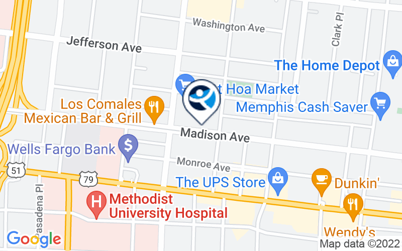 The HART Center Location and Directions