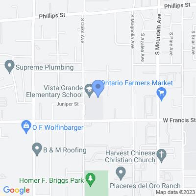 1390 W Francis St, Ontario, CA 91762, USA