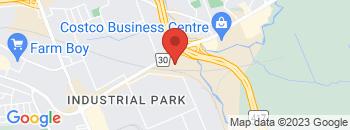 Google Map of 1396+Windmill+Lane%2COttawa%2COntario+K1B+4V5