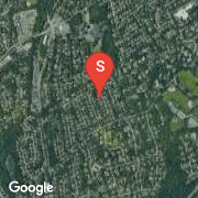 Satellite Map of 14  Lebanon Road , Scarsdale, NY 10583