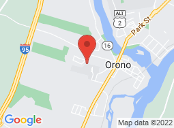Location of Orono-Hampden-Old Town Adult Ed Partnership on a map