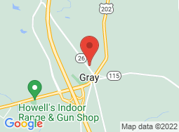Location of Gray-New Gloucester Adult & Community Education on a map
