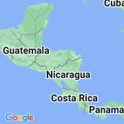 Le thème Amérique centrale sur notre carte histoire-géo