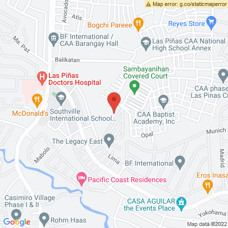 Perfume Farm's on Map (#005 Aerospace st. ato village Caa Las Piñas City) Map