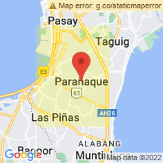 Paranaque Map