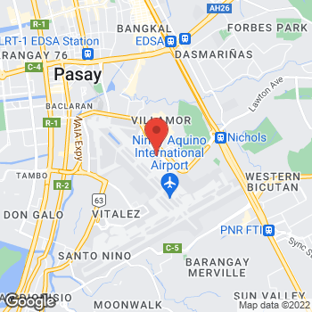 Map of Salvatore Ferragamo at Ninoy Aquino International Airport, Manila, Metro Manila 1300