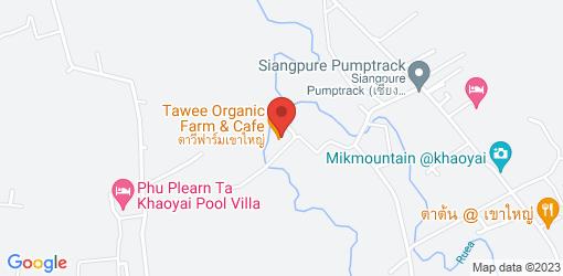 Directions to Tawe farm Khaoyai